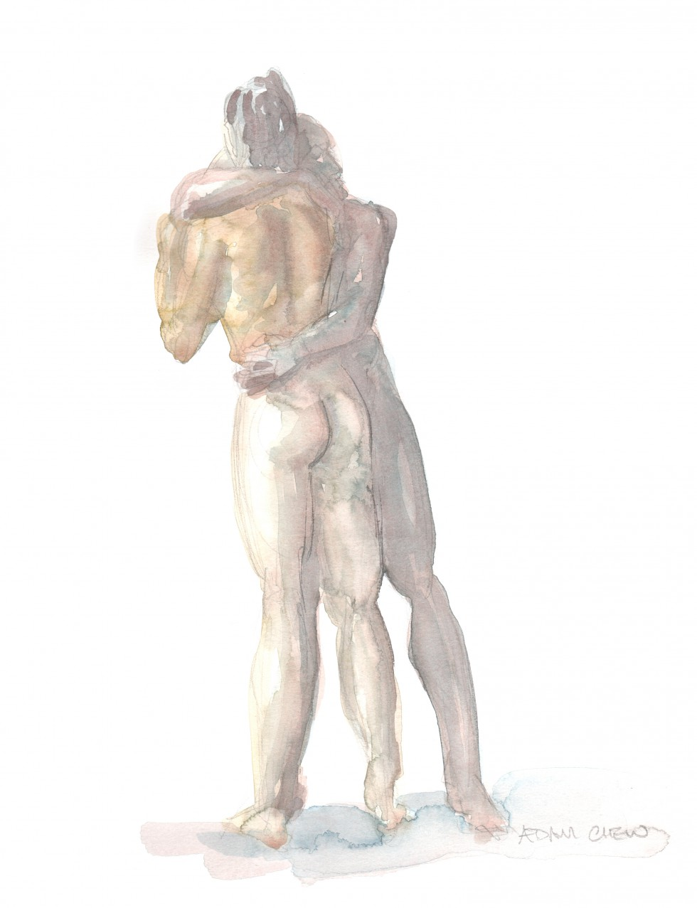 embrace - Adam Chew, 2014